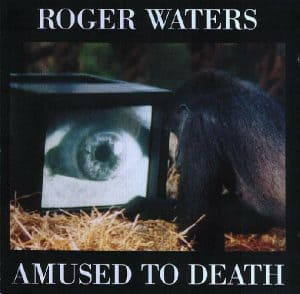 Amused To Death album cover