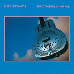 Dire Straits album cover