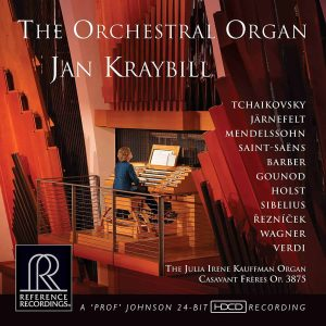 Orchestral Organ - album cover