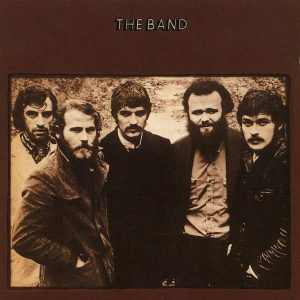 The Band_The Band album cover
