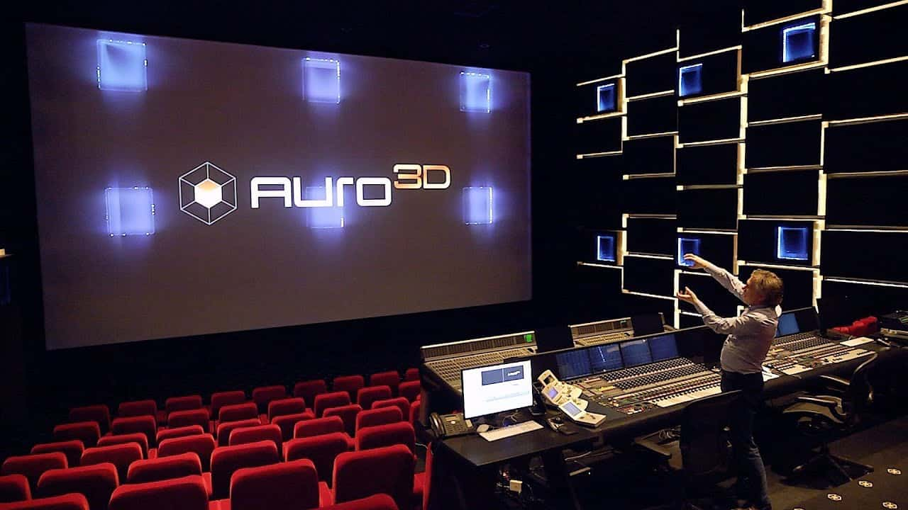 Auro-3D: The 3D Audio Technology Explained