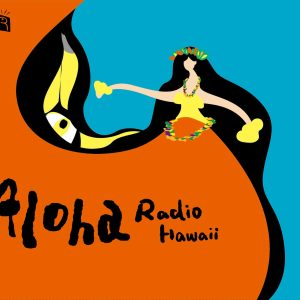 ALOHA RADIO HAWAII_Album Cover