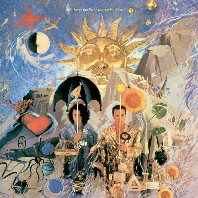 The Seeds Of Love - Tears For Fears - 5.1 Mix by Steven Wilson1