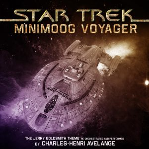 Star Trek Minimoog Voyager (Single)