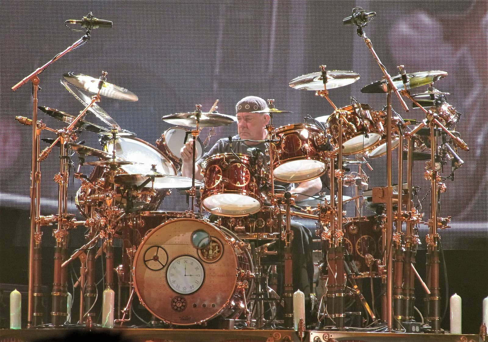 A Farewell To Kings 40th Anniversary Deluxe Edition by Rush - 5.1 Surround Sound (1)