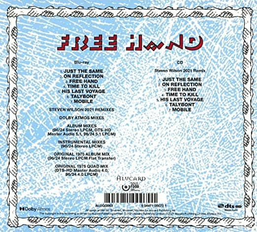 Free Hand by Gentle Giant (2)