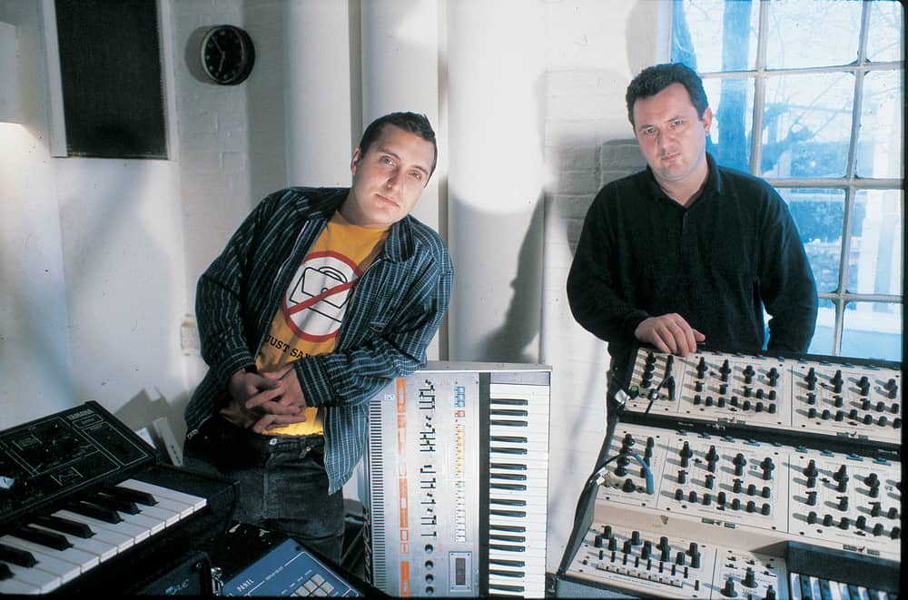 Leviathan by The Grid & Robert Fripp
